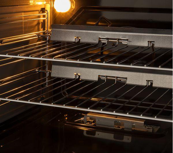 Leisure Cuisinemaster Cs60gvk 60 Cm Gas Cooker Black