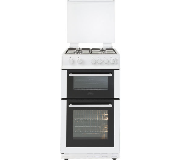 Belling Fs50gtcl 50 Cm Gas Cooker White